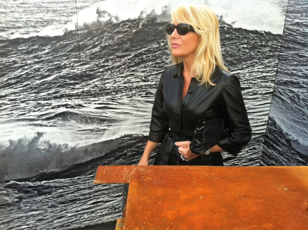 Begoña Merino Gran. Directora de Arte. Fundación Titanic.