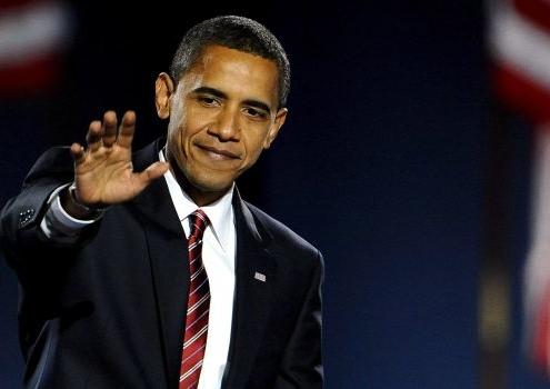 Presidente de los Estados Unidos de América. Barack Obama.