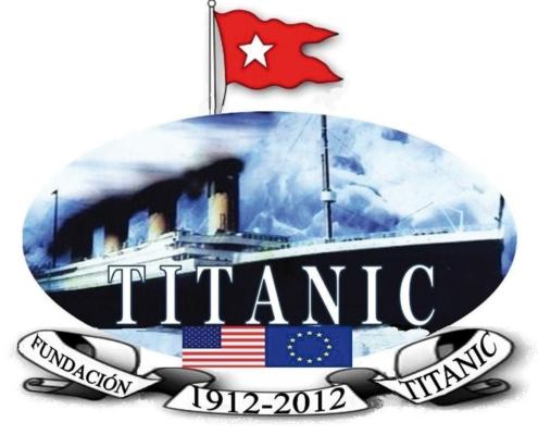 Logotipo de la Fúndación Titanic.